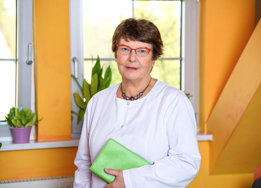 Врач-терапевт Лиане Шустер