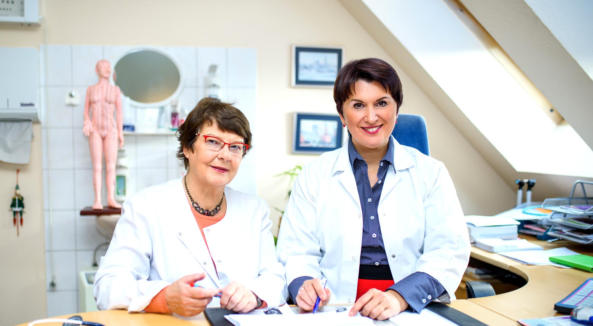 Специалисты в Общей Медицине и Внутренних болезней
